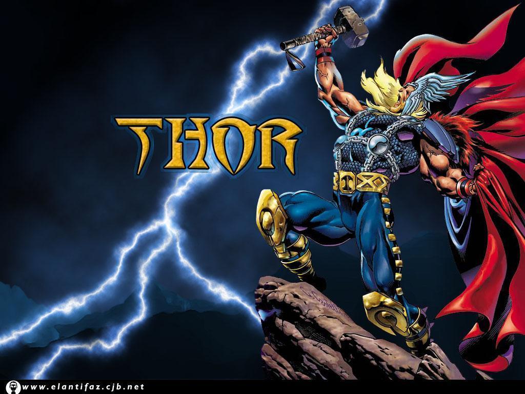 Thor HD desktop wallpaper Marvel wallpapers 1024x768