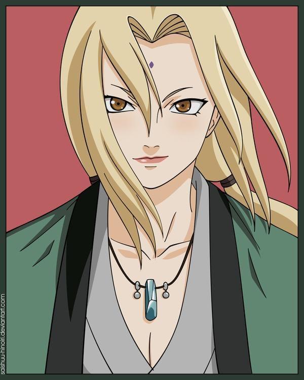 Characters 5th Hokage Tsunade In Naruto Movie Neo Wallpapers 600x750