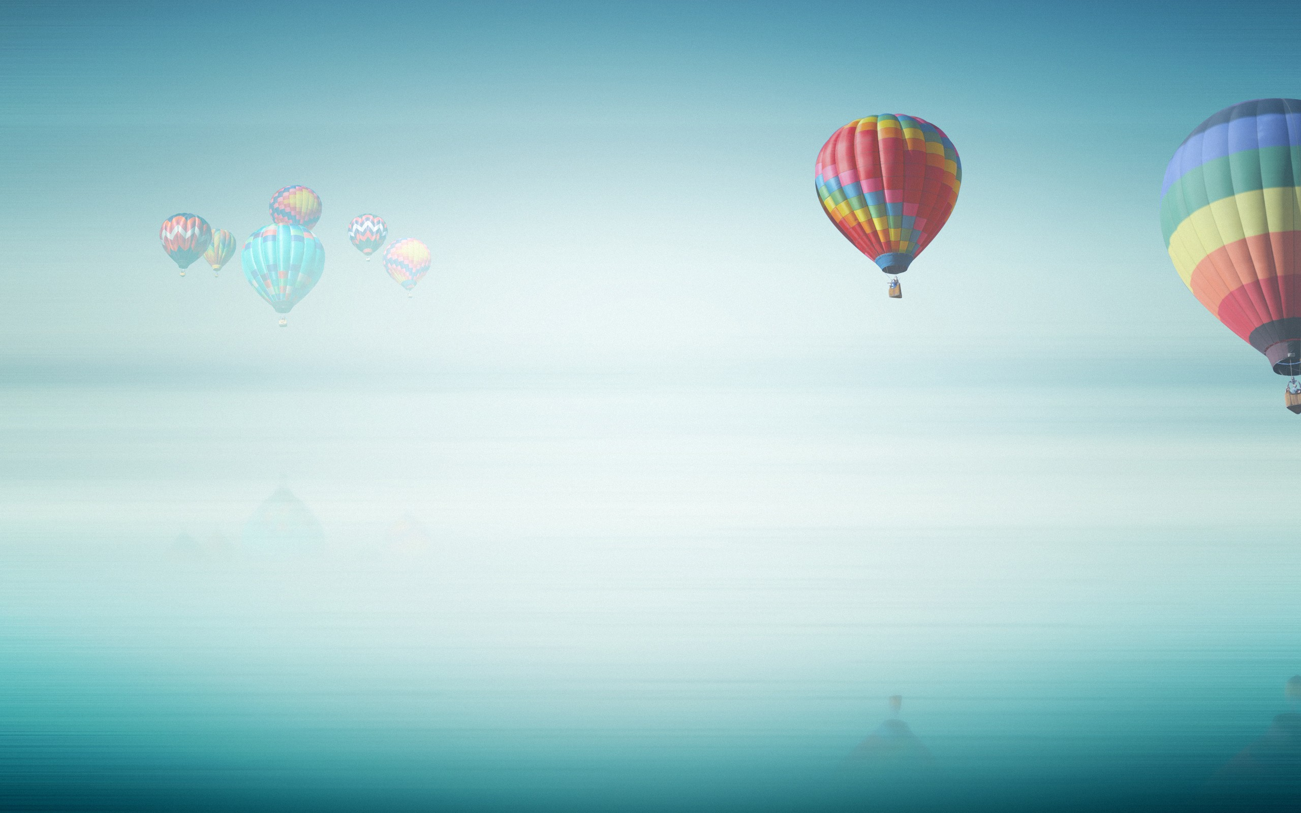 Balloon background Download beautiful full HD 2560x1600
