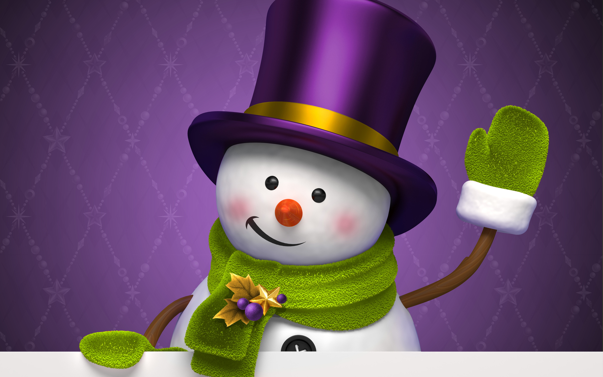 Snowman Wallpapers Pictures Images 1920x1200