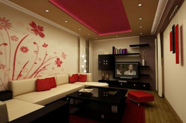 Paint or wallpaper Which is the better choice 627x415