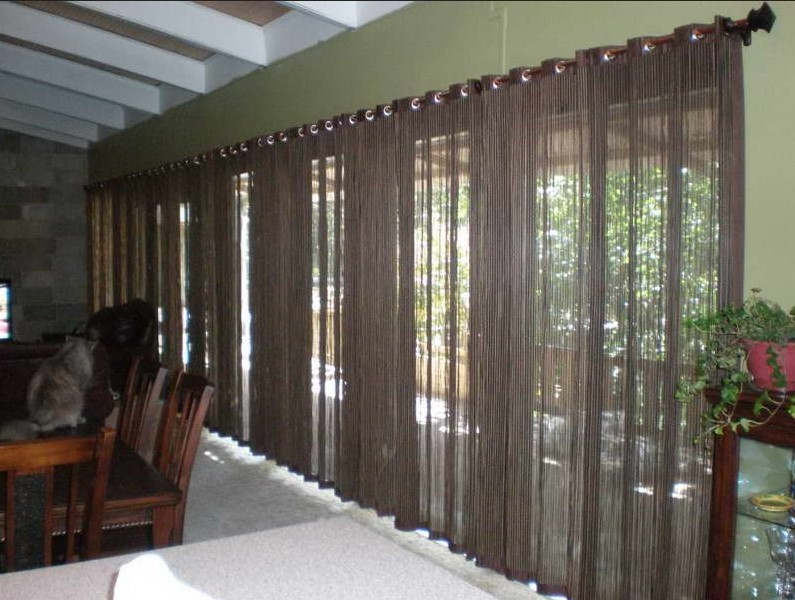 Unique Ways to Decorate Your Window Covering For Sliding Glass Door 795x600