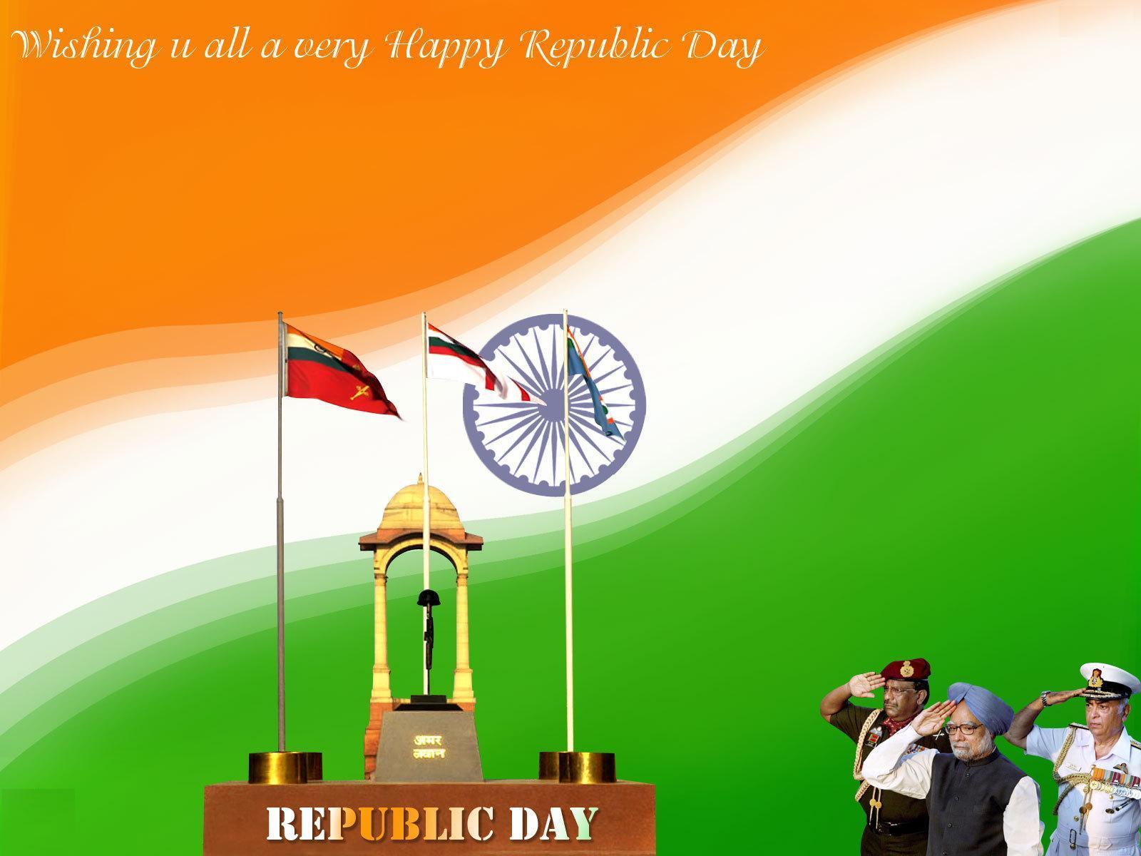 Indian Flag Flying Wallpaper: Indian Flag HD Wallpaper