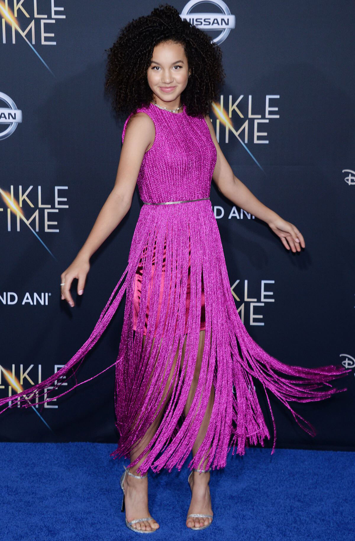 Sofia Wylie Stills at A Wrinkle in Time Premiere in Los 1200x1826