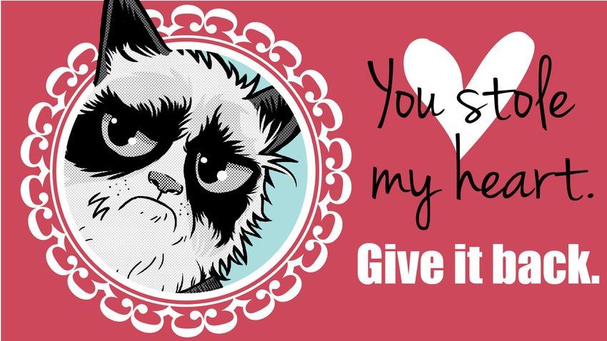 grumpy cat valentine attitude cover photos for facebook 12 850x478