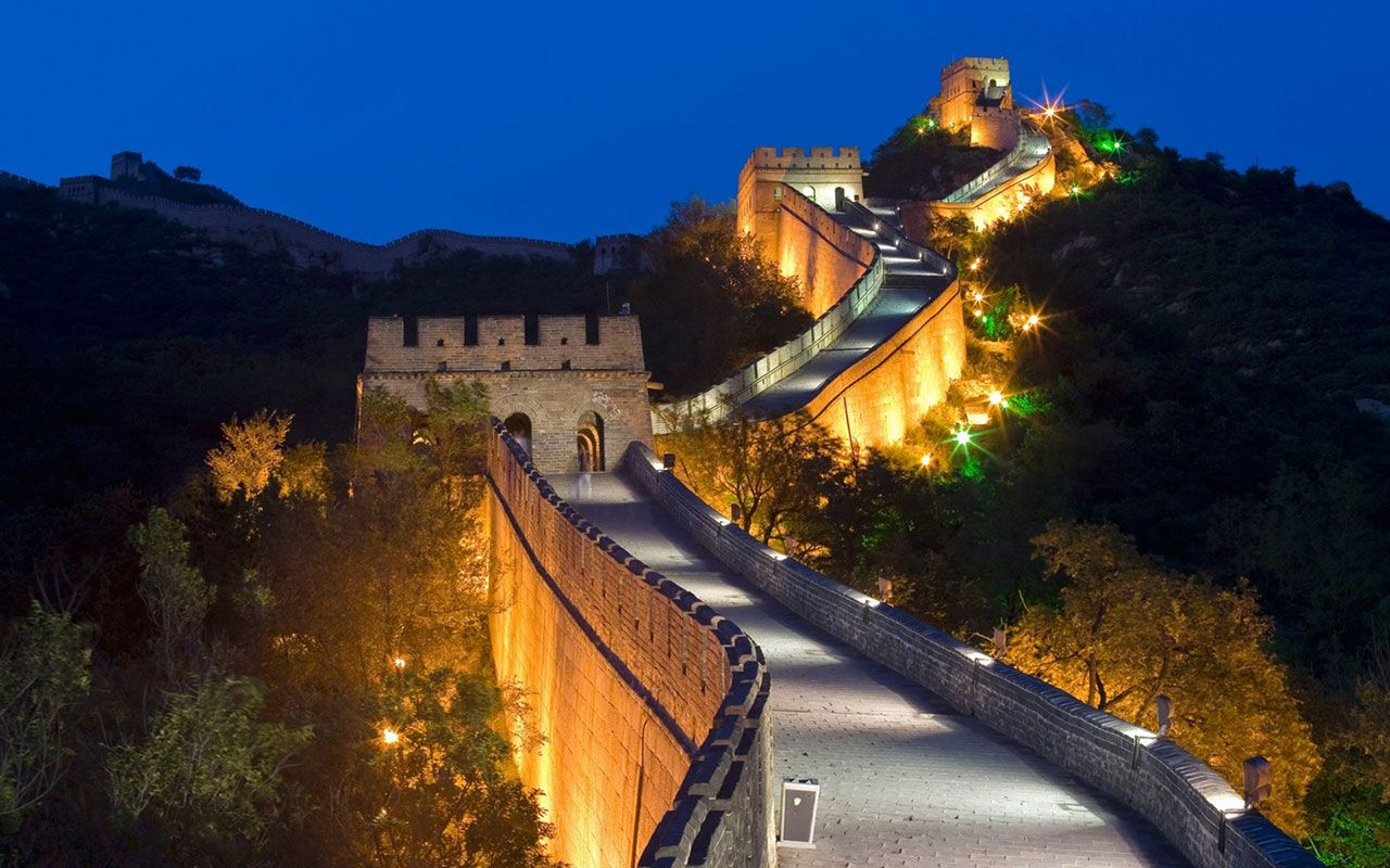 Great Wall Of China Wallpapers 16785 Kb WallpapersExpertcom 1280x800