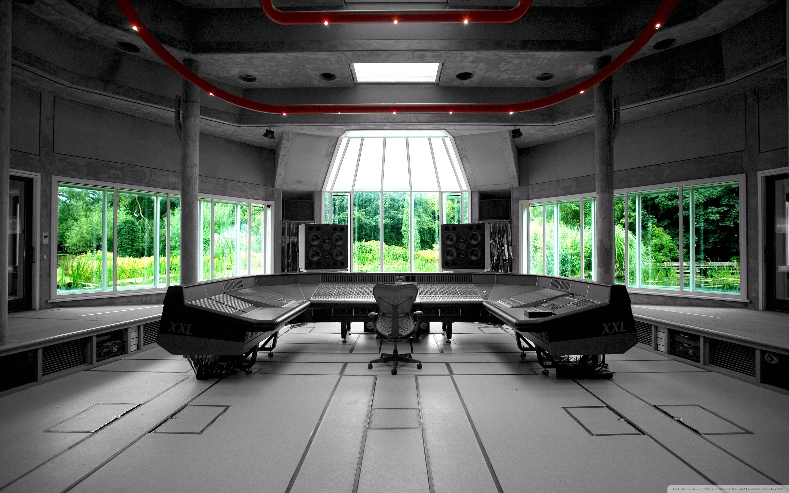 Music   Studio Wallpaper 2560x1600