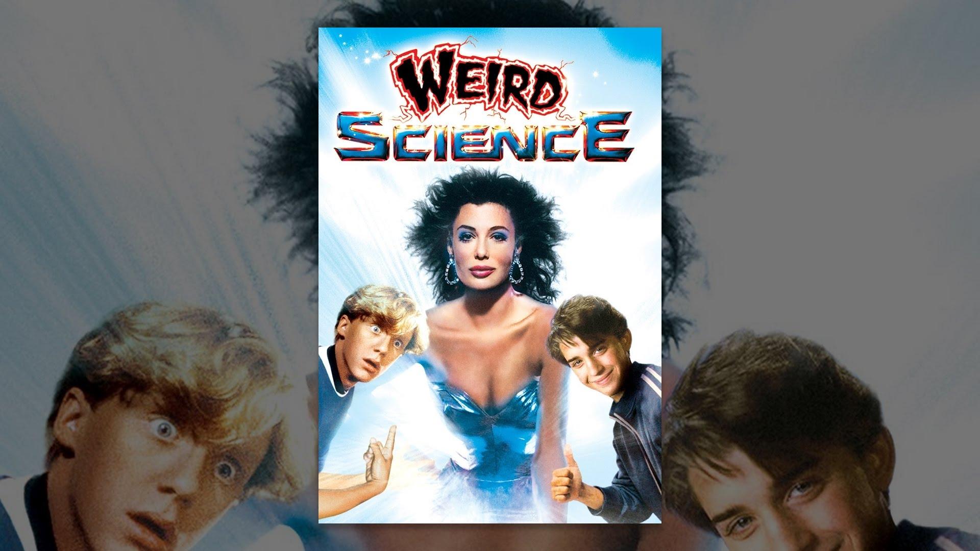 Weird Science 1920x1080