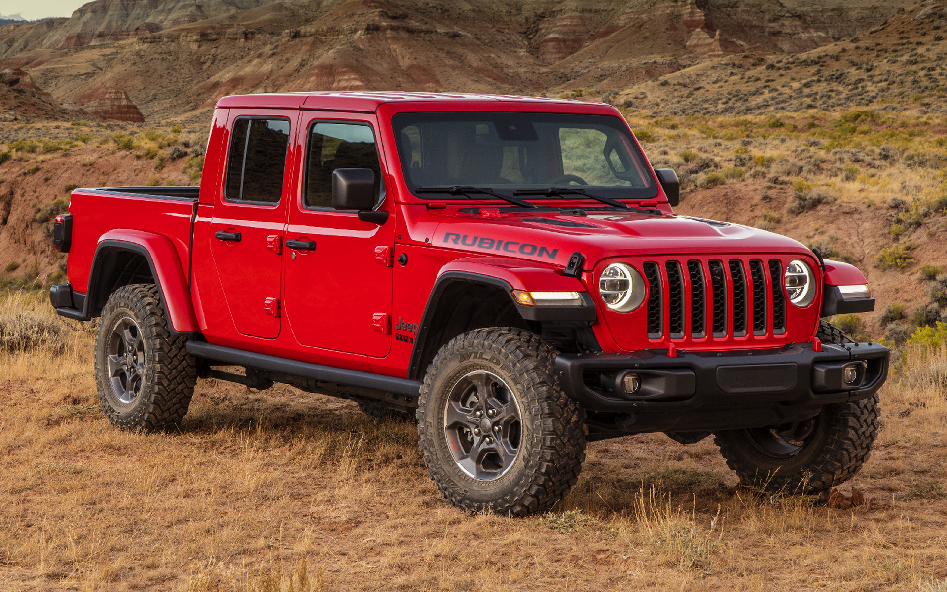 2020 Jeep Gladiator Rubicon   Wallpapers and HD Images Car Pixel 1920x1200