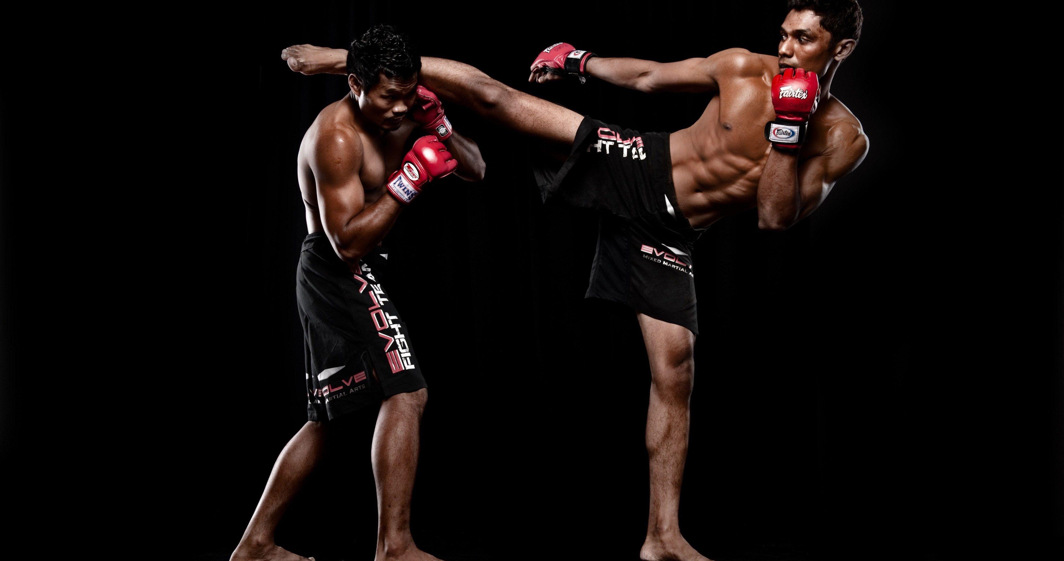 mma fighters 4k ultra hd wallpaper Tatuaje de gladiador 4096x2160