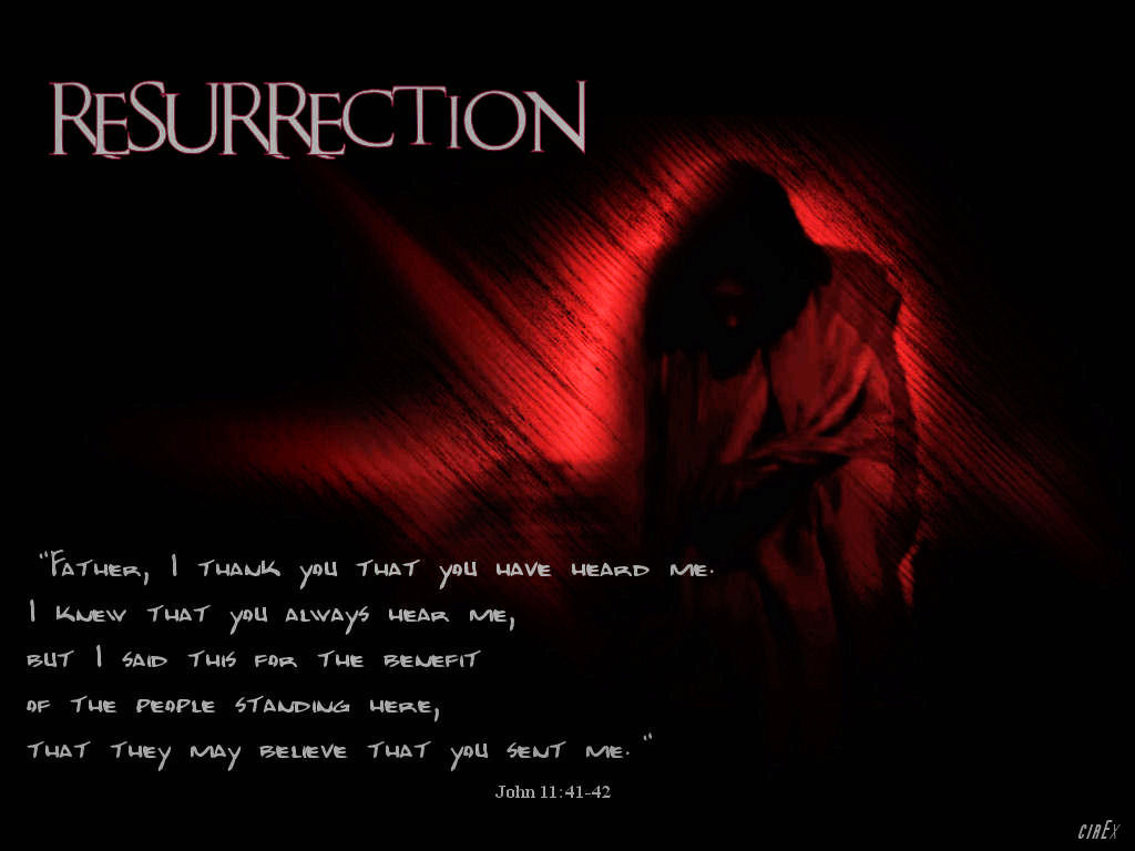Resurrection Wallpaper   Christian Wallpapers and Backgrounds 1024x768