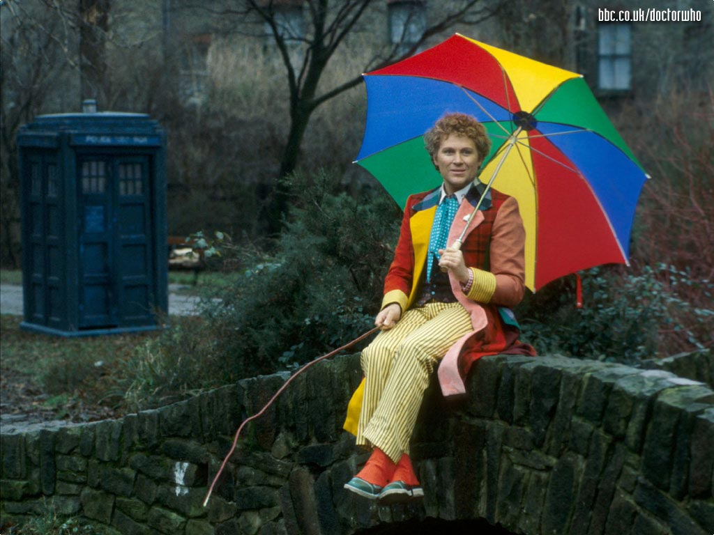 Bbc colin baker doctor who sixth doctor tardis wallpaper HQ WALLPAPER 1024x768