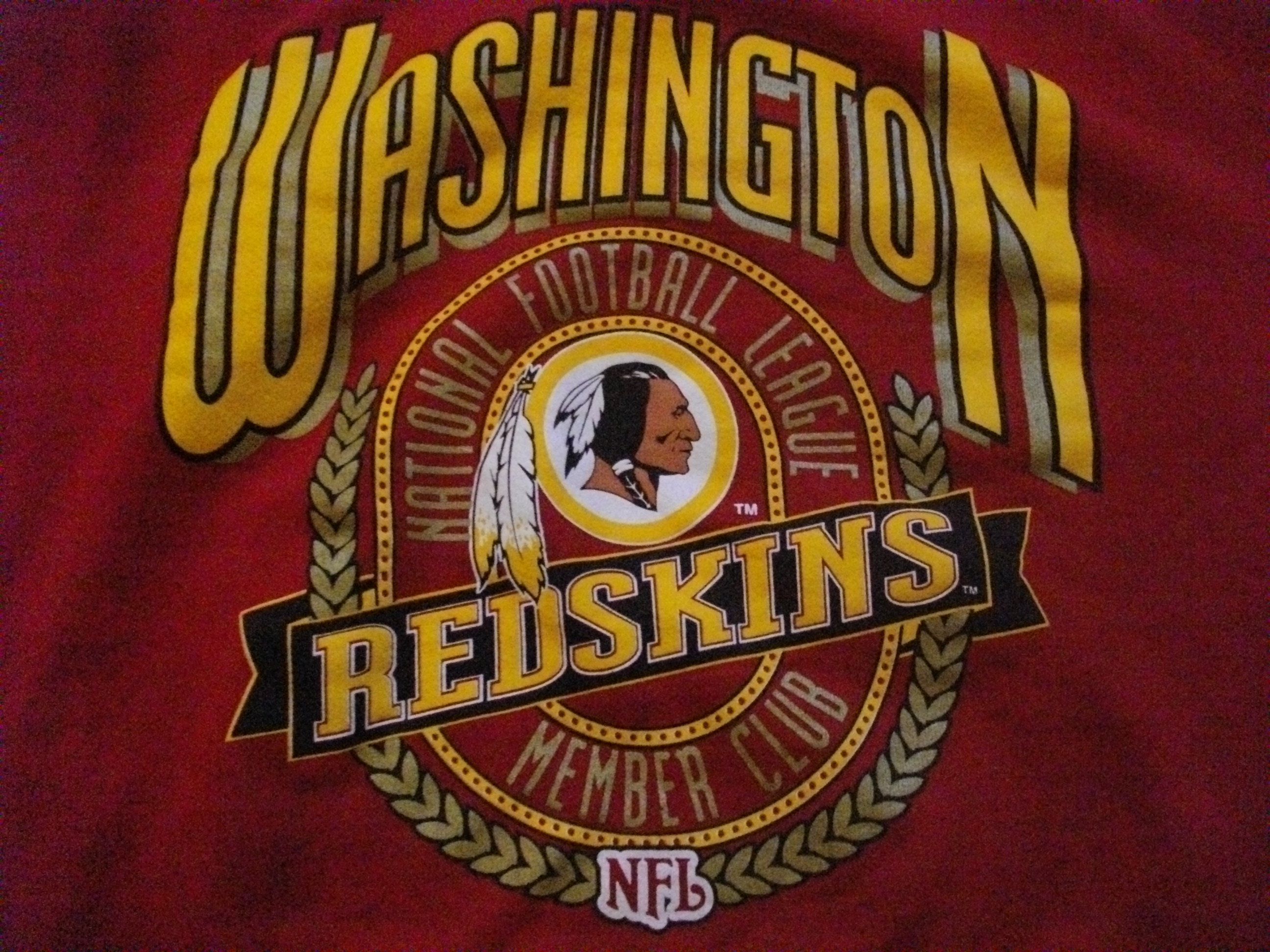 WASHINGTON REDSKINS nfl football rq JPG wallpaper 2592x1944 155247 2592x1944