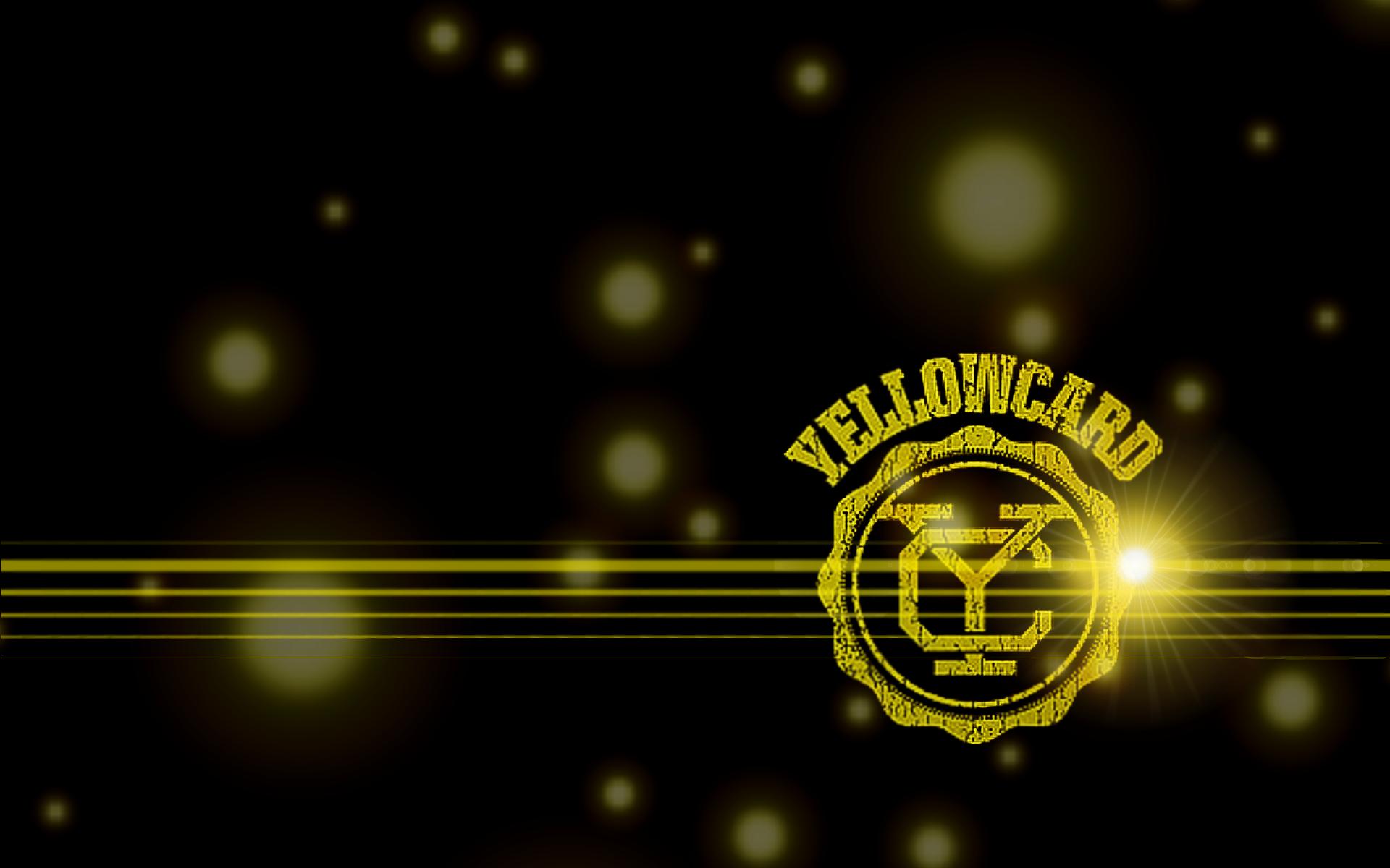 Yellowcard Wallpapers 1920x1200