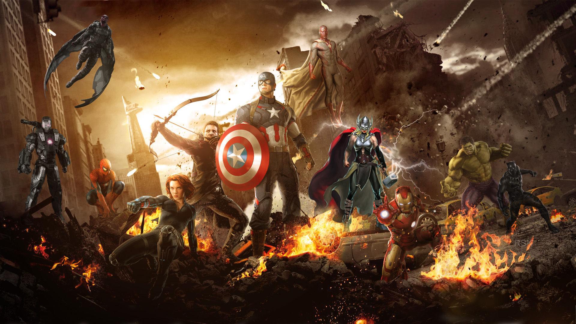 Captain America Civil War Wallpapers Images Photos 1920x1080