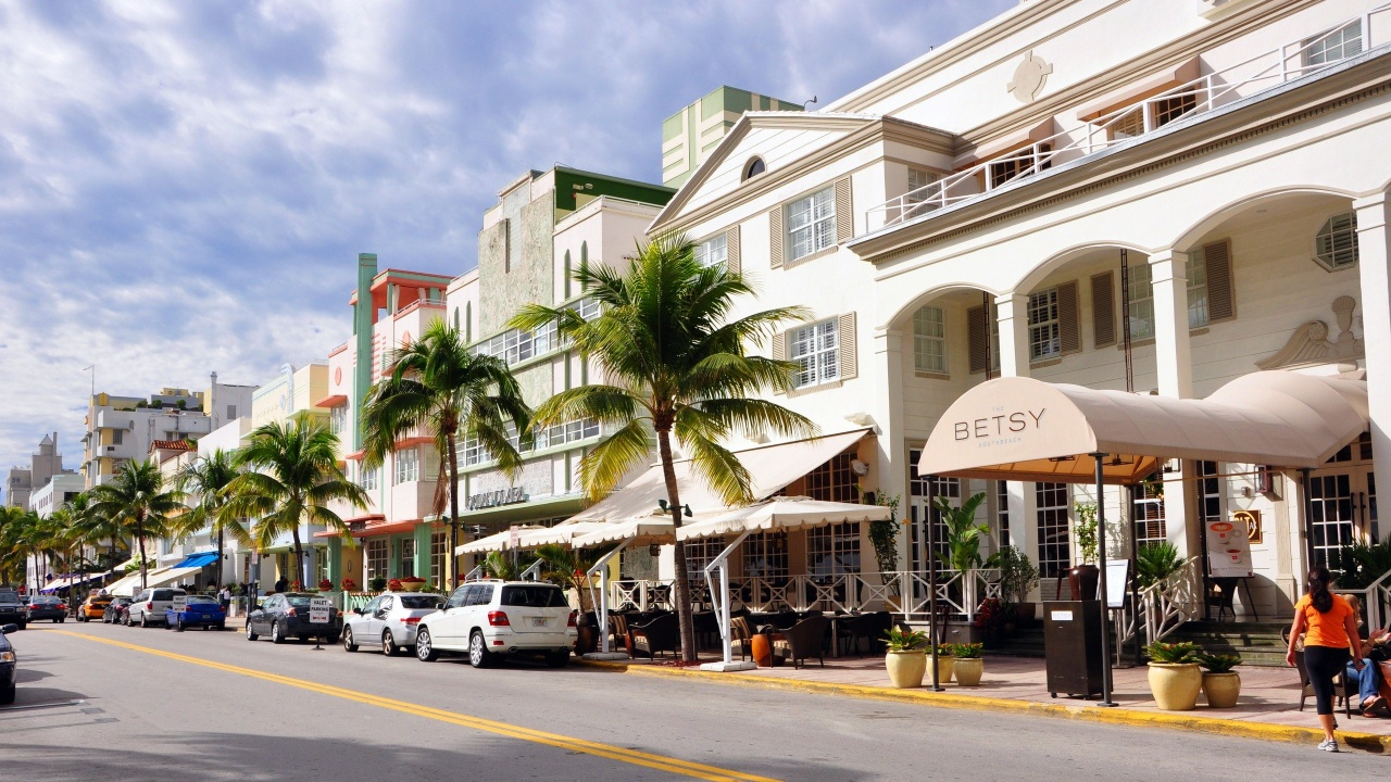 Miami South Beach Wallpaper   9817 1280x720