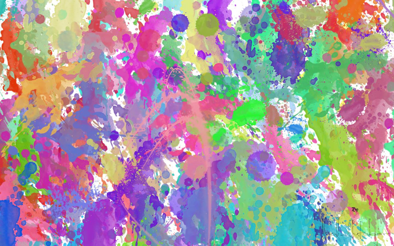47 Paint Splash Wallpaper On Wallpapersafari