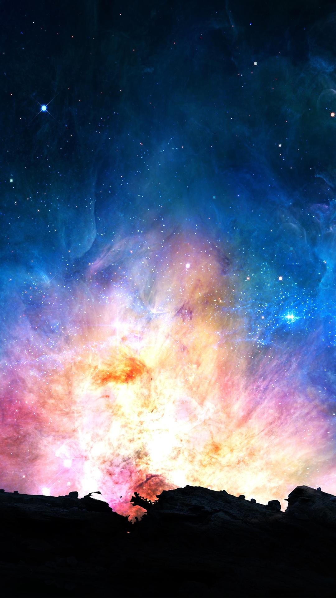 Galaxy Power IPhone 6 Wallpaper Plus HD 1080x1920