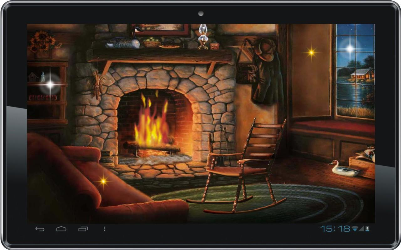 Fireplace Cozy live wallpaper   Android Apps on Google Play 1280x800