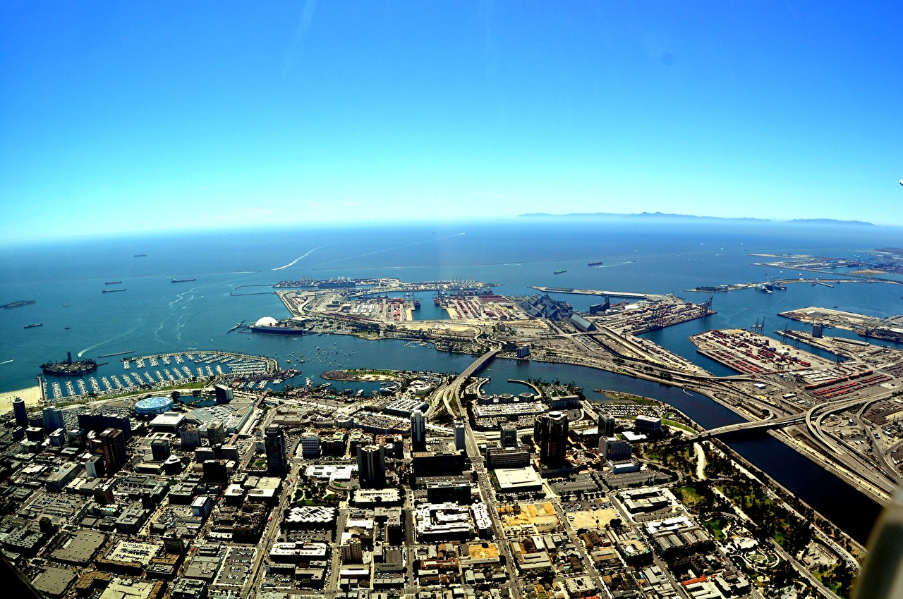 Image USA Long Beach Cities 1280x850