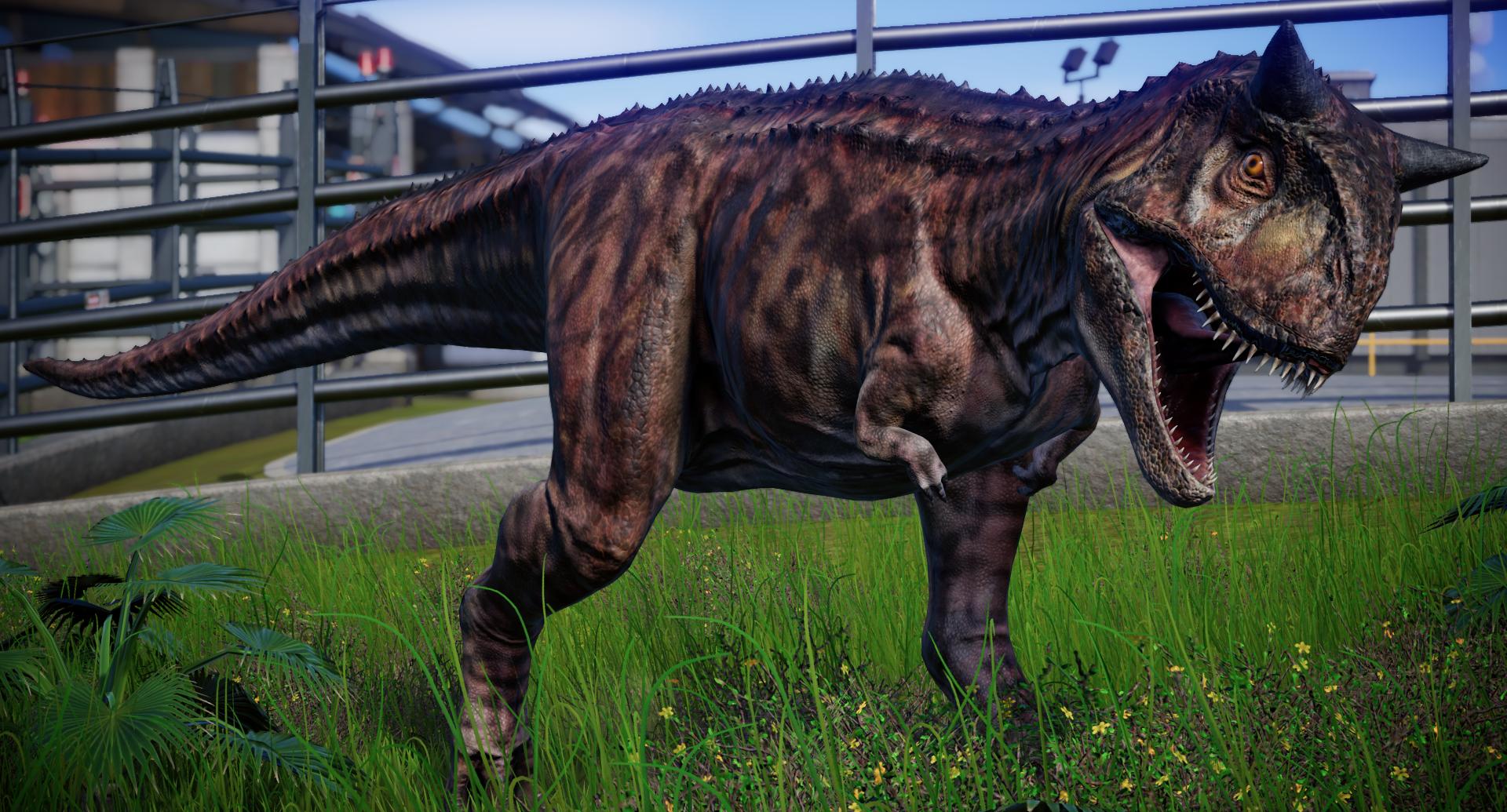 Carnotaurus Jurassic World Evolution Wiki FANDOM powered by 1920x1035