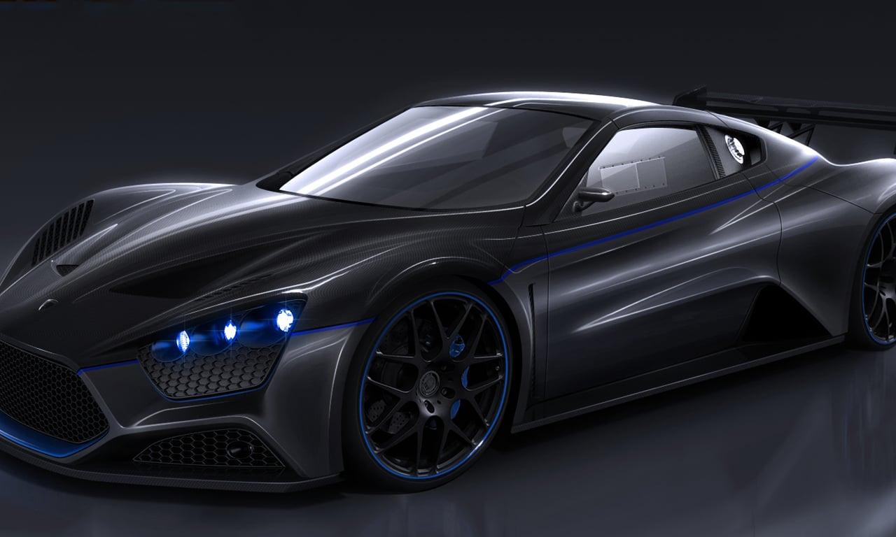 Car Black Background WallpaperSafari - Black cool cars