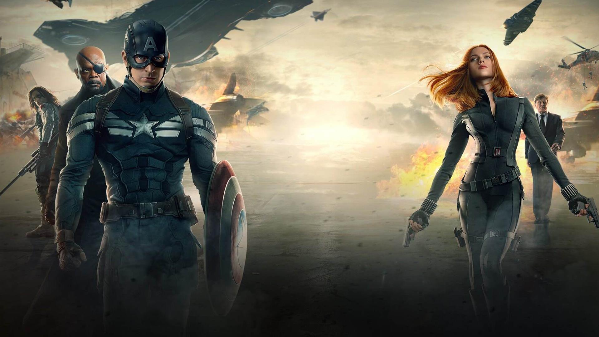 Captain America Winter Soldier 1080p 61 Wallpaper HD 1920x1080