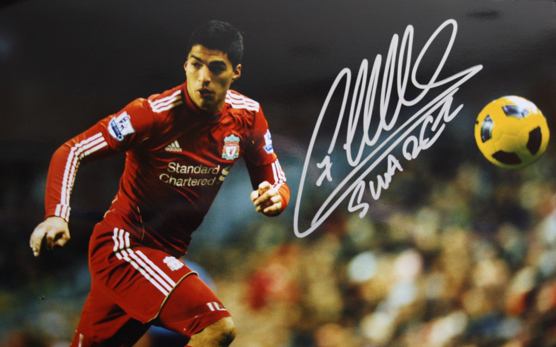 Luis Suarez Wallpapers Pictures Images 1920x1200