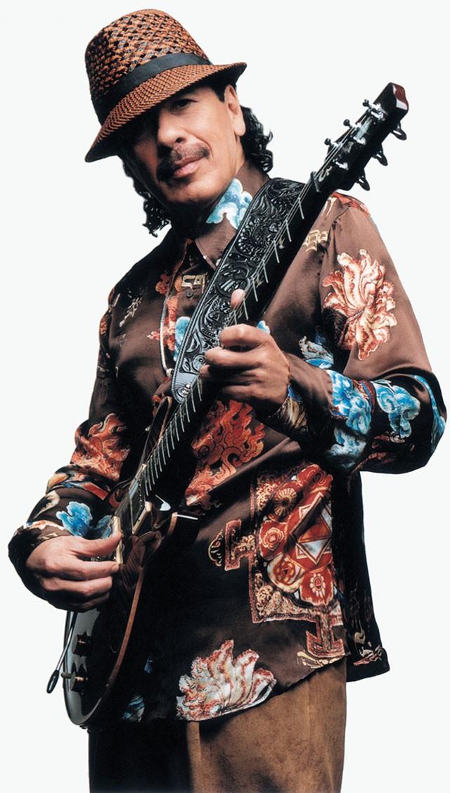 Santana credits humanitys birthplace and Metatron for his 640x1127