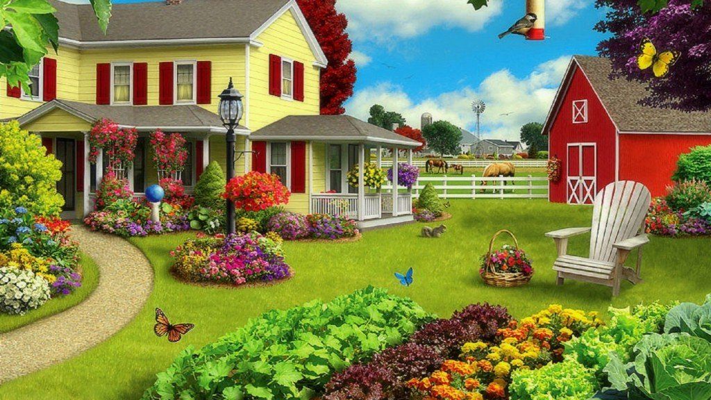 Hop Into Spring with 15 Desktop Wallpapers for Springtime 1024x576