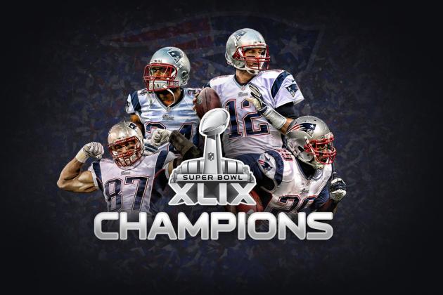 Patriots Super Bowl XLIX Champions Wallpapers New England Patriots 630x420