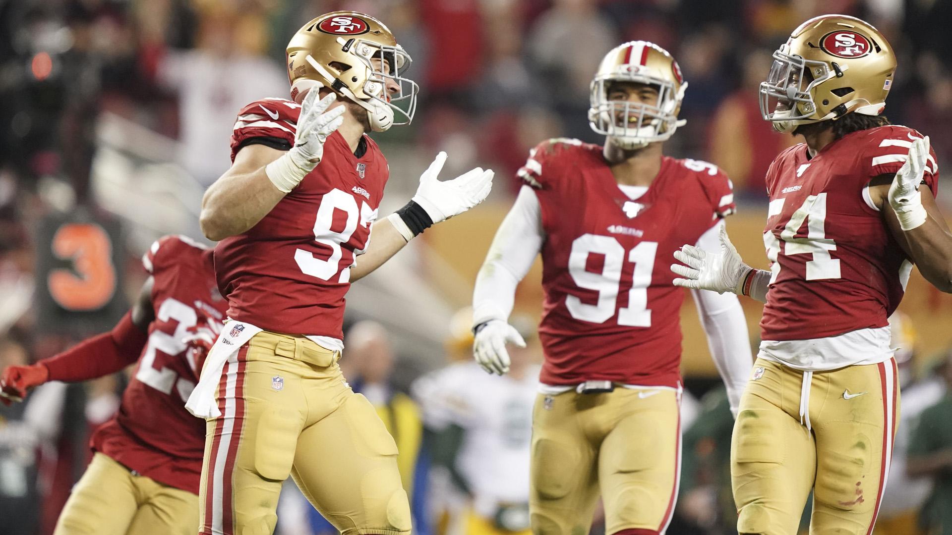 Super Bowl LIV odds 49ers underdogs vs Chiefs favorites vs 1920x1080