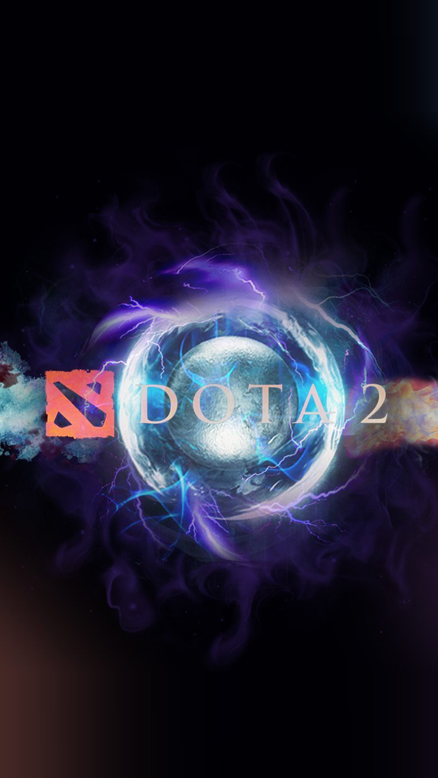 iPhone 5 wallpapers HD   DOTA 2 Backgrounds 640x1136