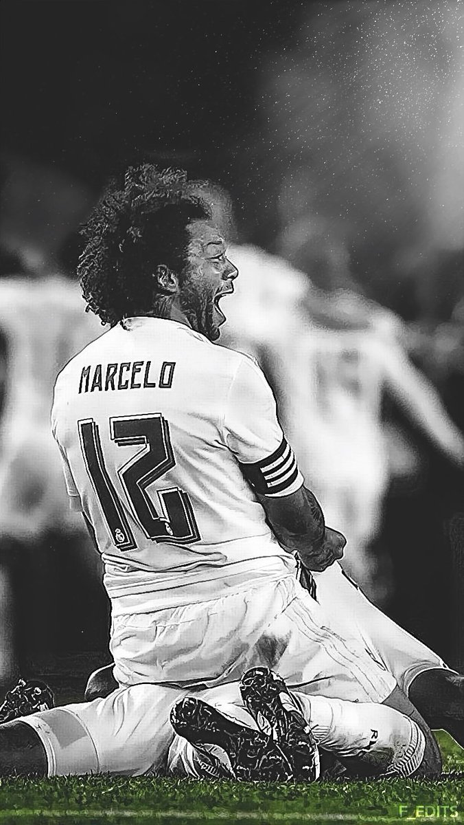 Fredrik on Twitter ElClasico Marcelo mobile wallpaper and icon 600x1066