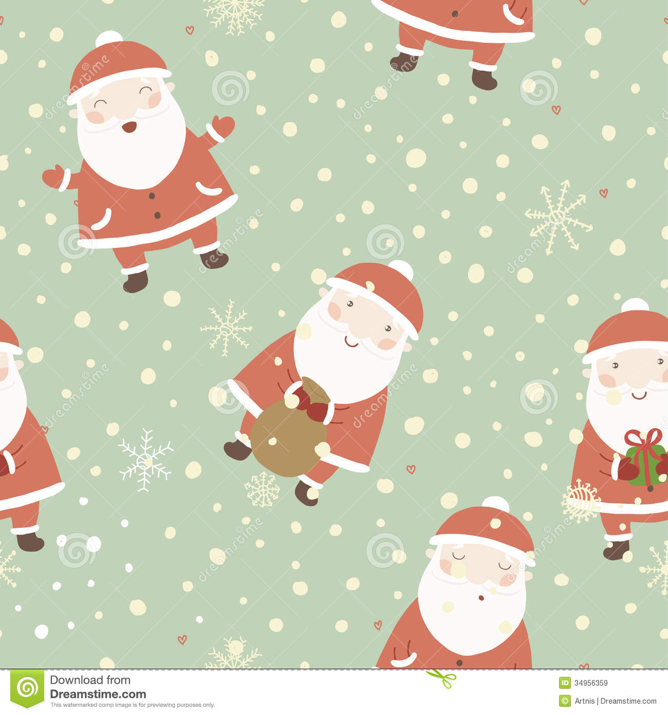 Cute Christmas Backgrounds Christmas Background With Cute 1300x1390