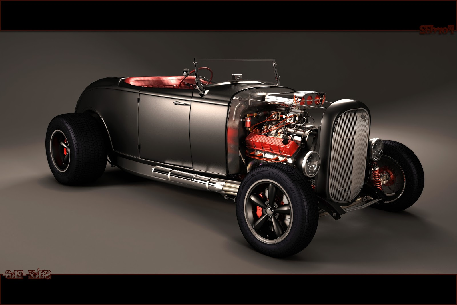 High Definition Wallpaper Club Classic Ford hot Rod Wallpapers 1600x1067