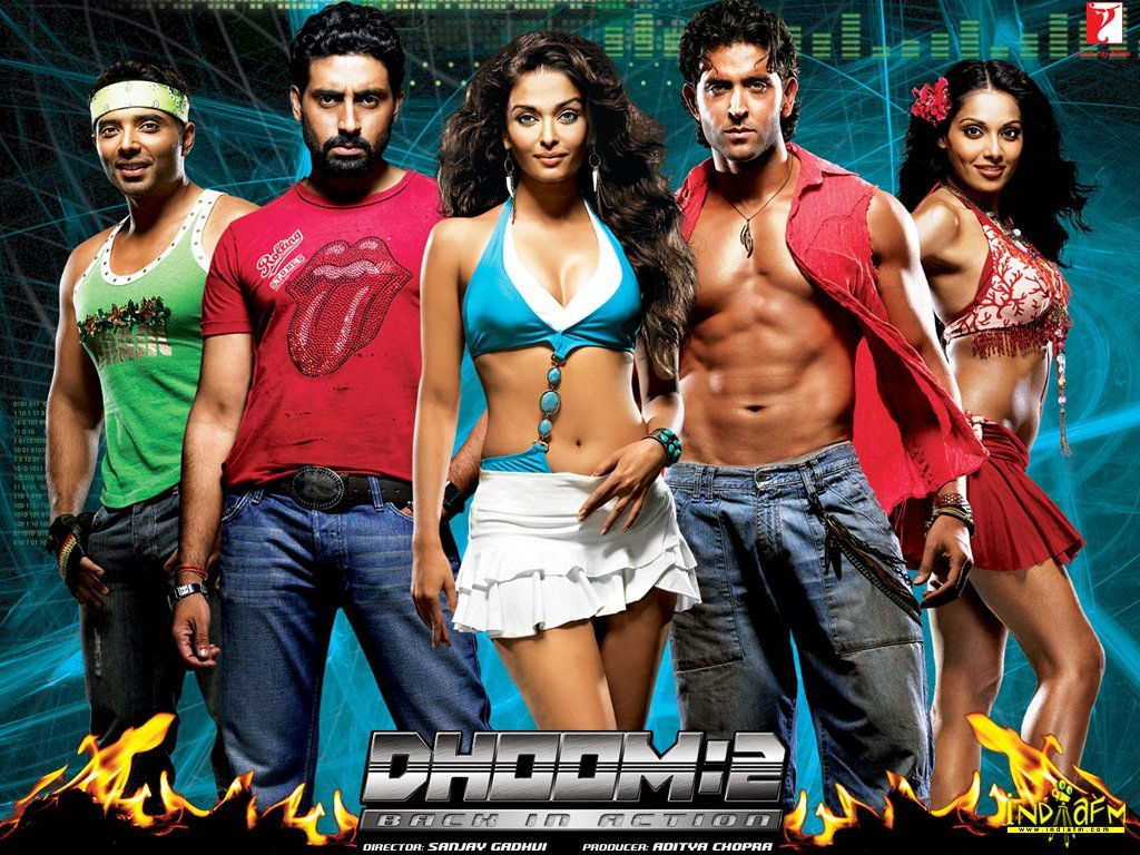Best Wallpaper Anime dhoom 3 wallpapers 1024x768