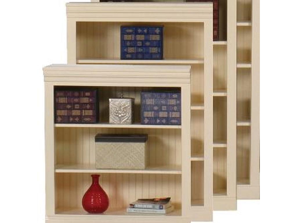 Kurio King Junior Bookcases JC3248WH 48 Book Case w 4 Shelves 1024x768