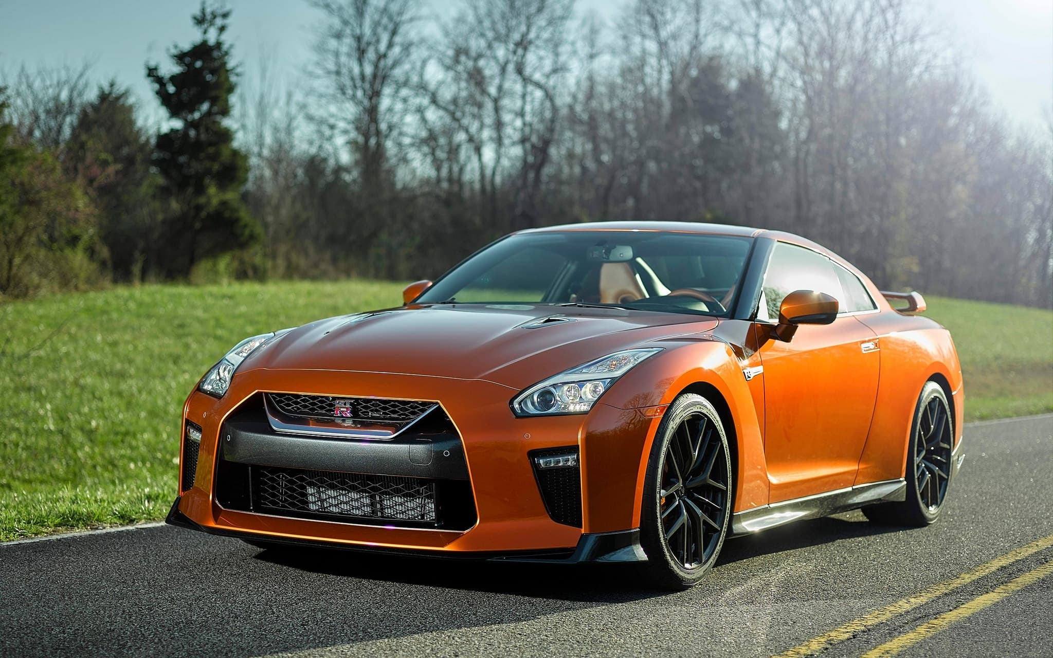 2017 Nissan GT R wallpapers High Quality Resolution Download 2048x1280