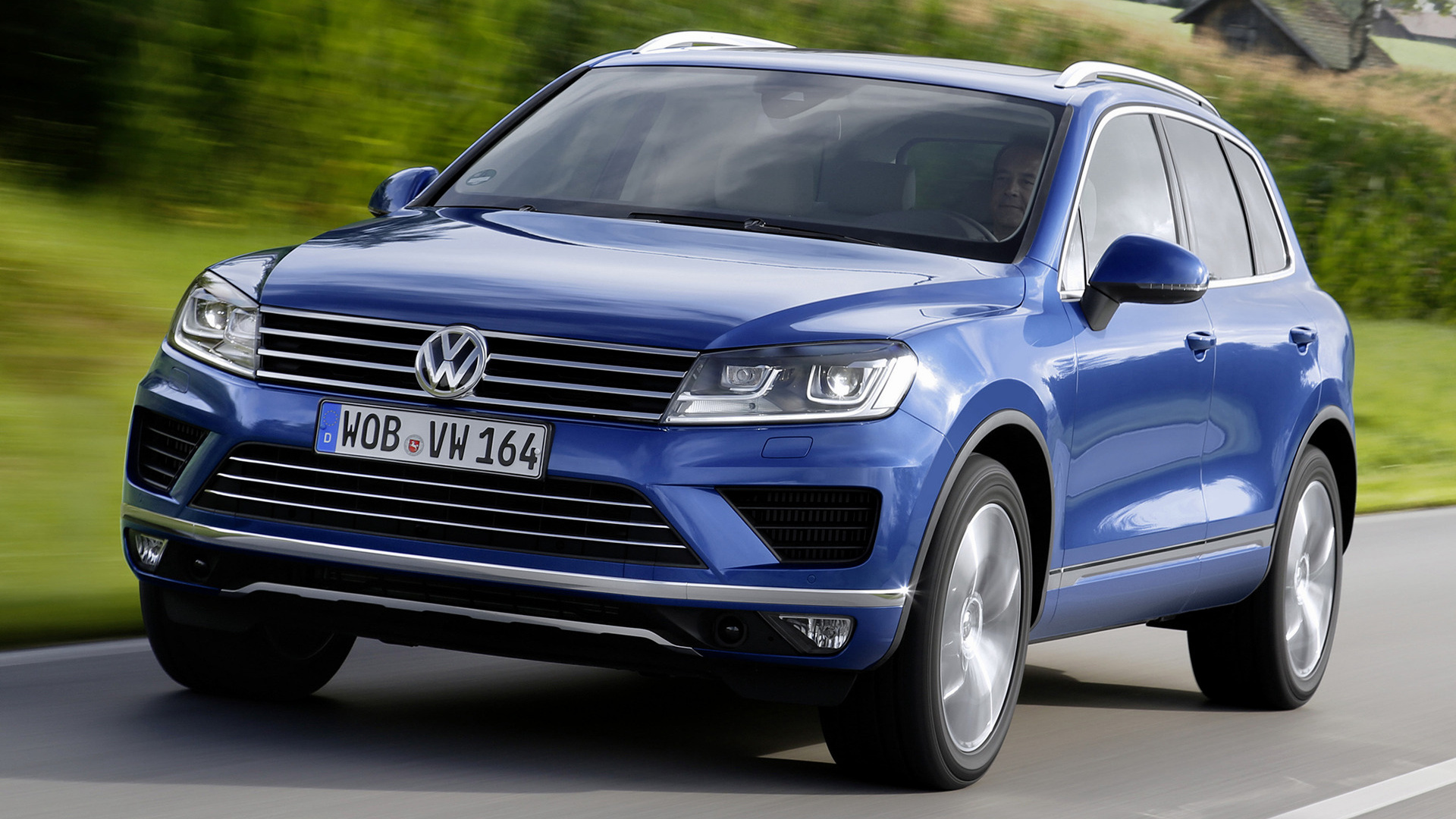2014 Volkswagen Touareg   Wallpapers and HD Images Car Pixel 1920x1080