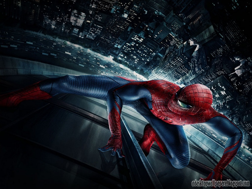 The Amazing Spider Man Movie Desktop Wallpapers PC Wallpapers 1024x768