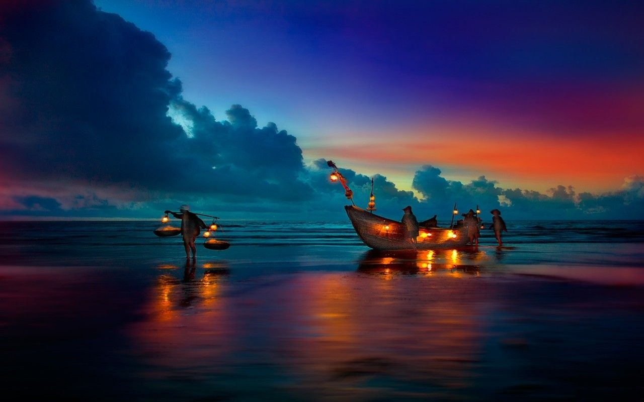 High Resolution Diwali Wallpapers: Boat Wallpapers High Resolution