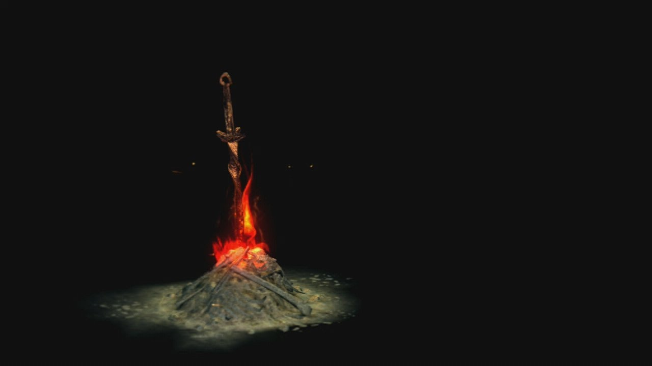 48 Dark Souls Bonfire Wallpaper On Wallpapersafari