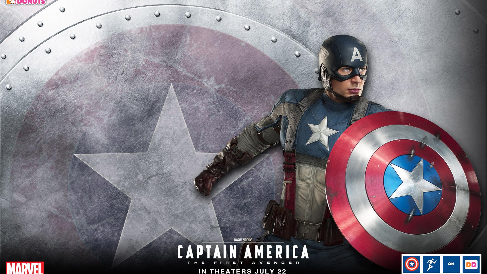 America Wallpaper HD movie superhero 4 Celebrity and Movie 1920x1080