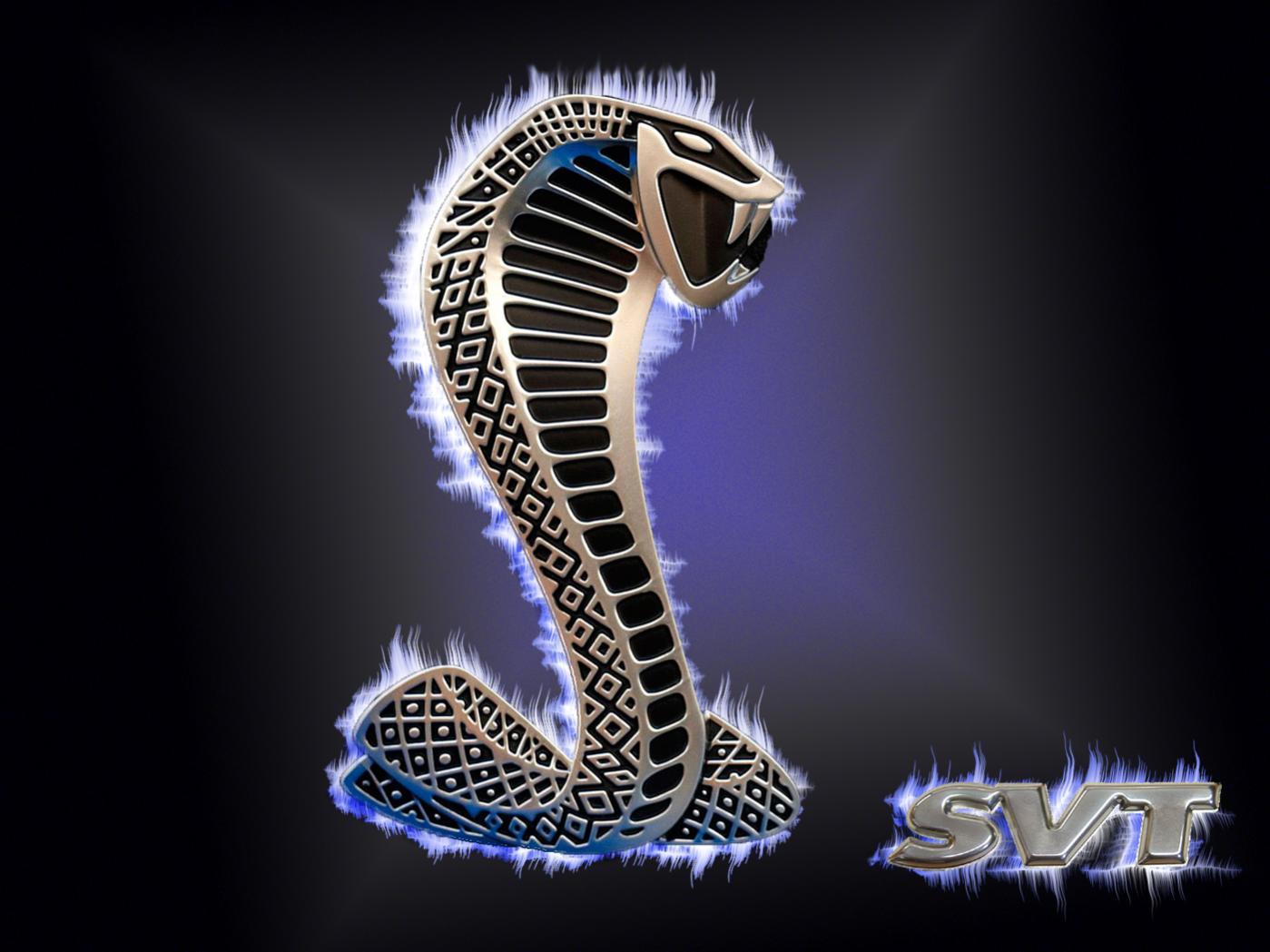 Mustang Cobra Logo Wallpaper 6 1399x1049