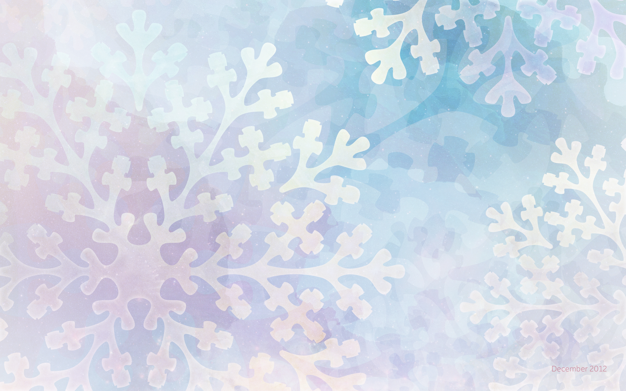 December Wallpaper by endosage 2560x1600
