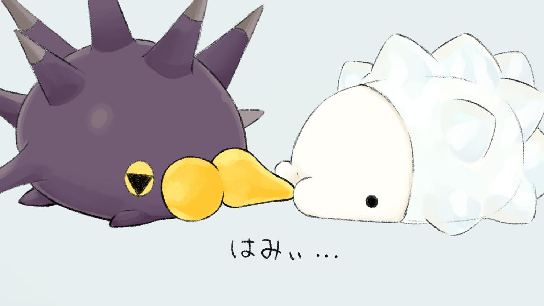 pincurchin pokemon siratamairipafe snom konachancom   Konachan 1500x844
