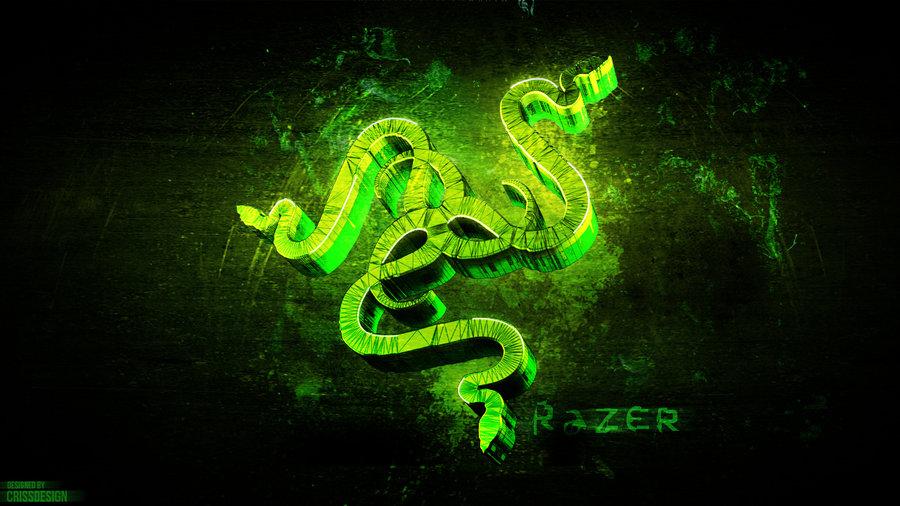 Razer Gaming Logo Wallpaper 900x506