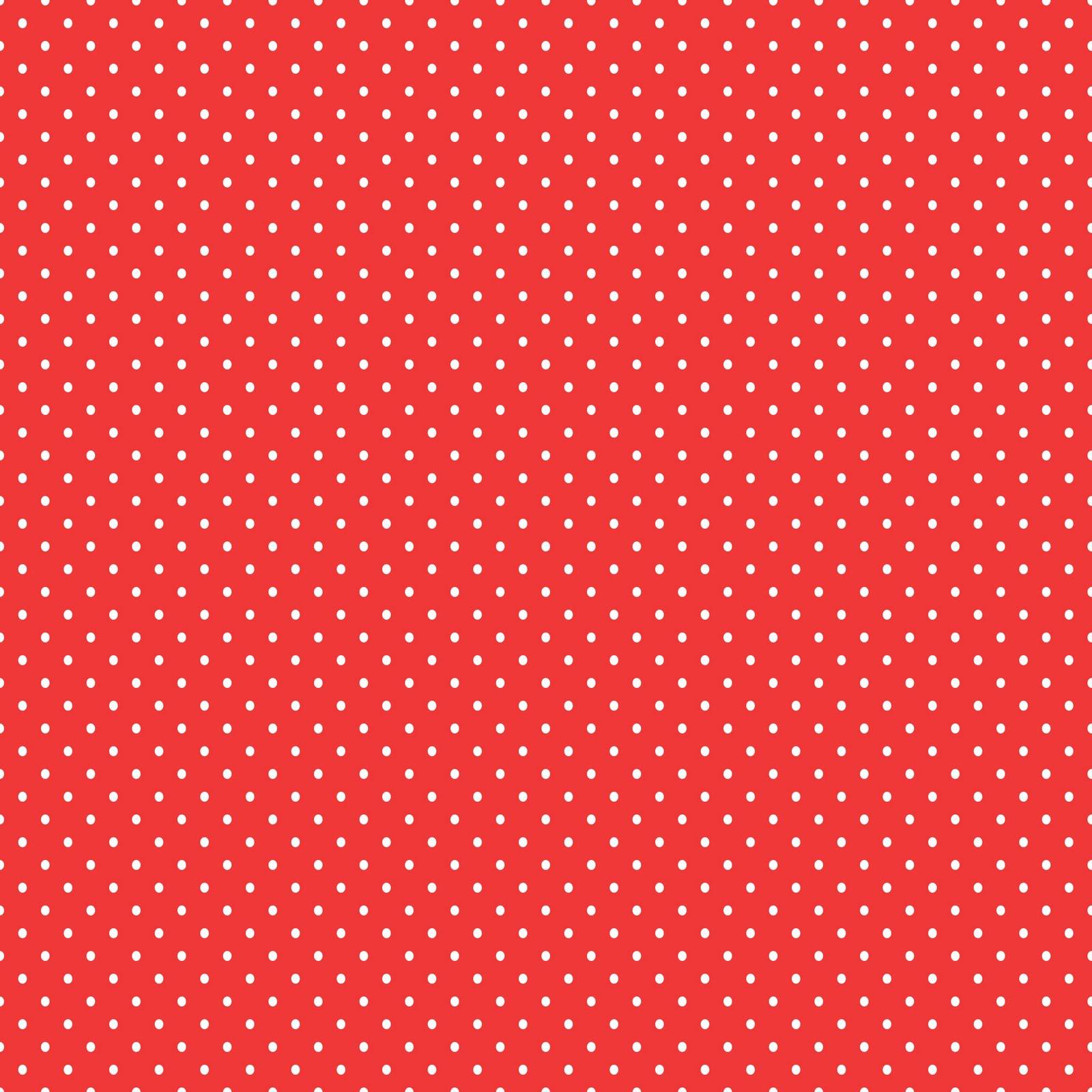 Scrapbook paper as wallpaper - Digital Stamps Free Digital Scrapbook Paper Red Polka Dots