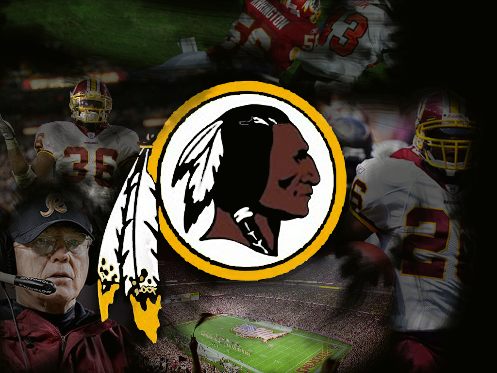 Fondos de escritorio de Washington Redskins wallpaper 1024x768